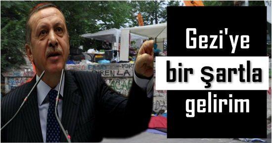 BAŞBAKAN 1 ŞARTLA 'GEZİYE GELİRİM' DEDİ.. İŞTE O ŞART