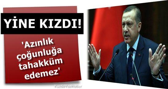 BAŞBAKAN YİNE SERT ÇIKTI!