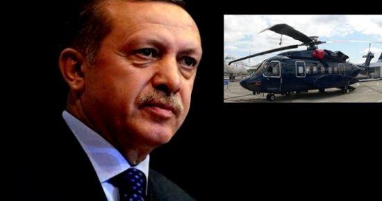 BAŞBAKAN'A 2 YENİ HELİKOPTER DAHA...