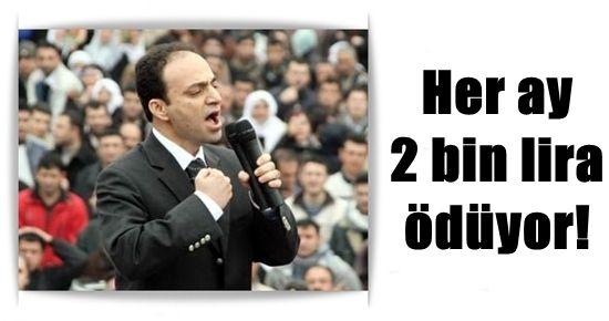 BAŞBAKAN'A KÜFRÜN BEDELİ 50 BİN LİRA!