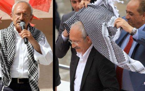 BAŞBAKAN'A PROTESTO GANDİ'YE ALKIŞ...