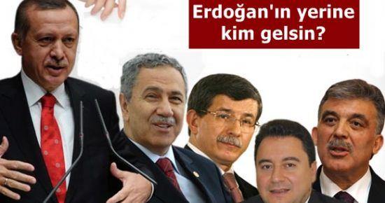 BAŞBAKAN'IN YERİNE BUNLARDAN BİRİ GELECEK!