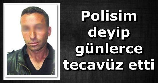 BAŞKENT'TE SAHTE POLİS DEHŞETİ