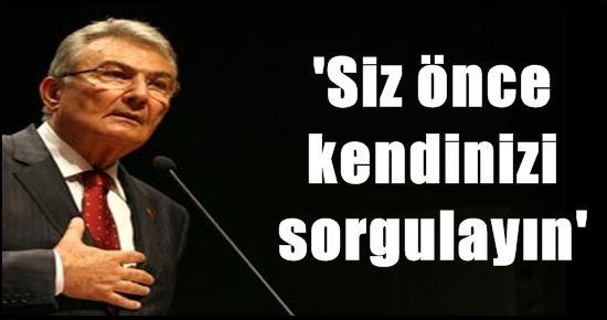 BAYKAL TOPLANTIYI TERKETTİ!