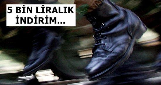 BEDELLİ'DE PEŞİN İNDİRİMİ GÜNDEMDE!