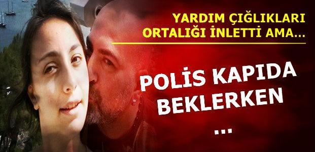 'BENİ KURTARIN' ÇIĞLIKLARI...