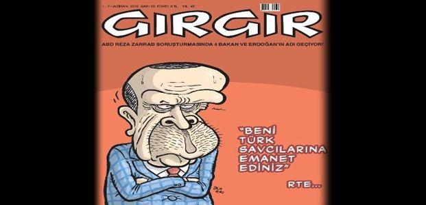'BENİ TÜRK SAVCILARINA EMANET EDİNİZ'