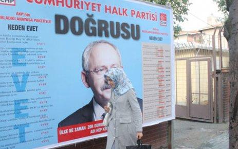 BİR KASETTE CHP'YE...