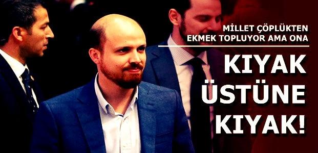 BİR KIYAK DA FATİH BELEDİYESİ'NDEN...