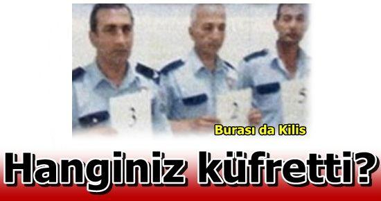 BİR POLİSİ SIRAYA DİZME VAKASI DAHA...