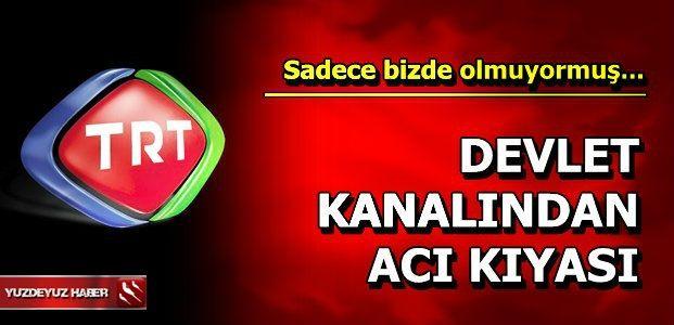 BİR TRT SKANDALI DAHA!