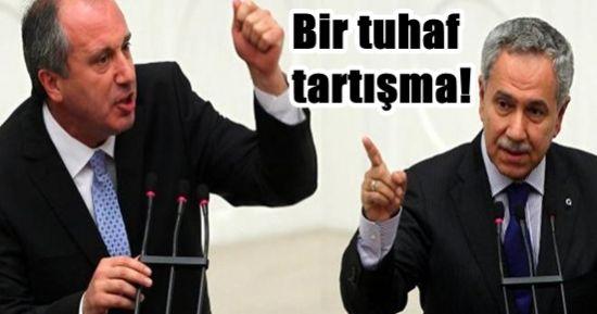 BİR TUHAF TARTIŞMA!