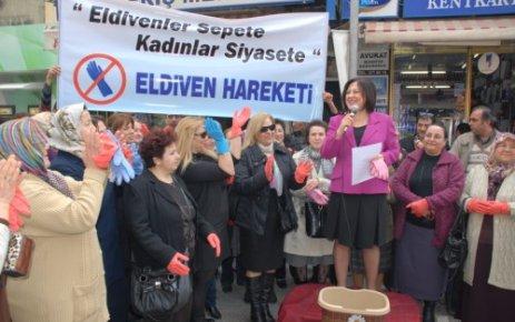 BODUROĞLU'NDAN 'ELDİVEN HAREKETİ'