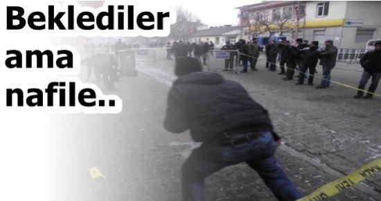 BOMBACININ AİLESİ BDP'LİLER ŞOK ETTİ!