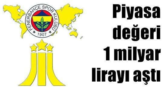 BORSA'NIN ŞAMPİYONU 'FENERBAHÇE'...