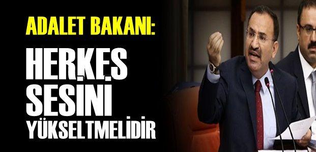 BOZDAĞ'DAN 'TEPKİ' ÇAĞRISI...