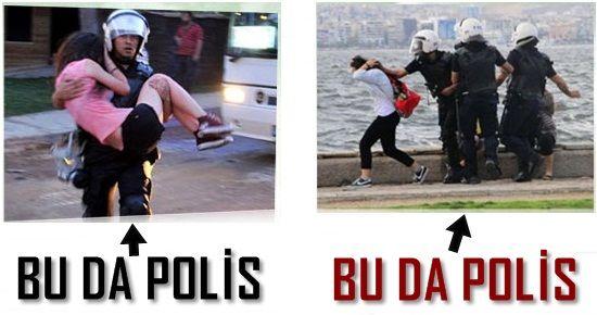 BU DA POLİS.. BU DA POLİS...