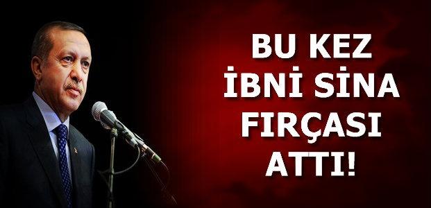 BU KEZ İBNİ SİNA FIRÇASI...