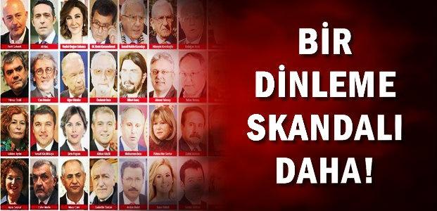 BU LİSTE TÜRKİYE'Yİ SARSAR...