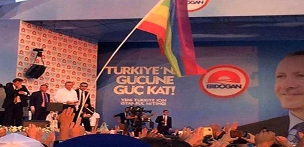 BUNLAR DA AKP'Lİ EŞCİNSELLER...
