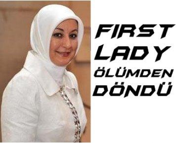 BURNU BİLE KANAMADI!