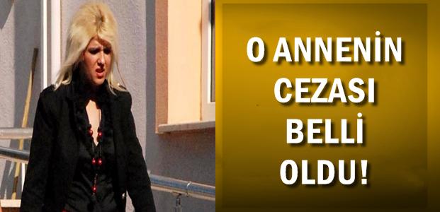 CEZASI BELLİ OLDU!..