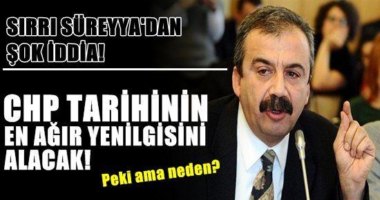 CHP TARİHİNİN YENİLGİSİNİ ALACAK!