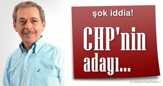 CHP'DE ABDULLATİF ŞENER İDDİASI...