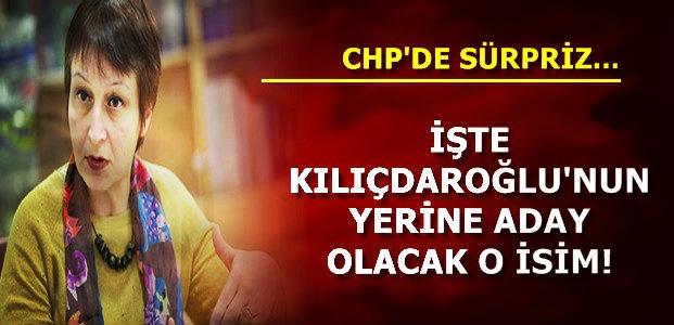 CHP'DE SÜRPRİZ...