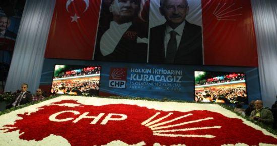 CHP'DEN İHRAÇ EDİLEN EDİLENE...