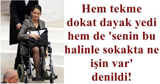 CHP'Lİ VEKİLİ TEKME TOKAT DÖVDÜLER!