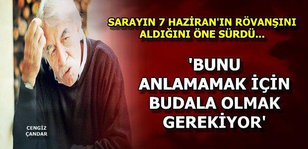 CHP'YE ÖYLE BİR ÇAĞRI YAPTI Kİ...