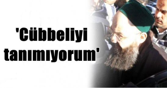 CÜBBELİ'NİN DAVASINDA FLAŞ GELİŞME...