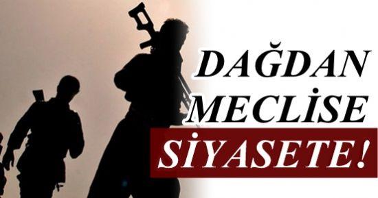 DAĞDAN MECLİSE, ELELE SİYASETE!