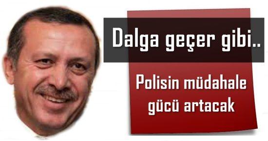 DALGA GEÇER GİBİ...