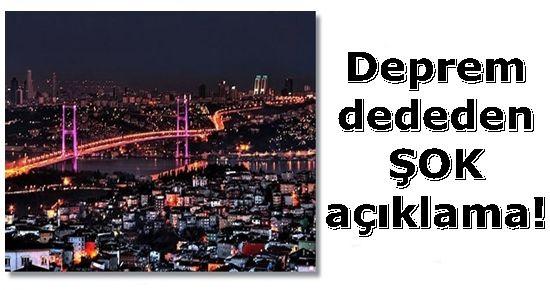 DEPREMİN OLACAĞI TARİHİ AÇIKLADI!
