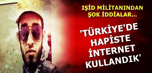 'DIŞARIDAKİ IŞİD'ÇİLERLE GÖRÜŞÜYORDUK'