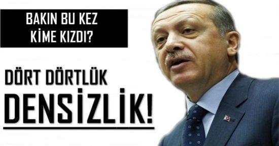 DÖRT DÖRTLÜK DENSİZLİK!