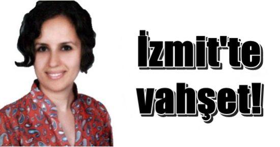 DÖVEREK ÖLDÜRÜP YOL KENARINA ATTILAR!