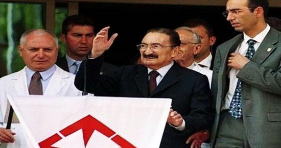 'ECEVİT'İ O GARSON HASTA ETTİ'