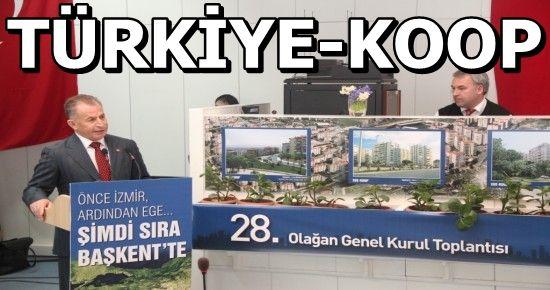 EGE-KOOP ARTIK TÜRKİYE YOLUNDA...