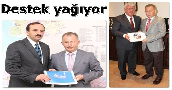 EGE-KOOP'A ORTAK HAREKET ETME ÖNERİSİ...