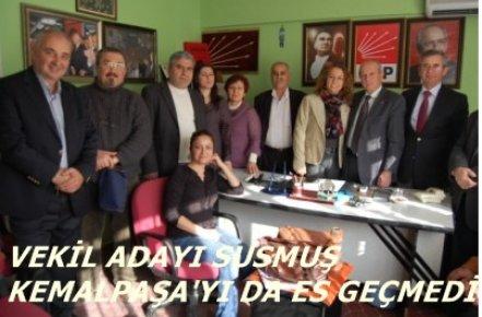 """ELİNİ SIKTIĞIM HER İNSAN SİYASİ HAZİNEMDİR"""