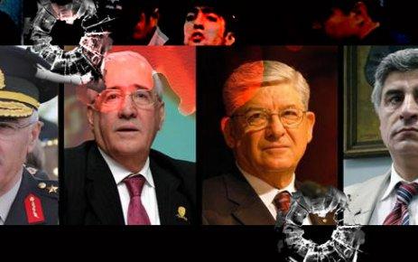 EMEKLİ PAŞALARA 'ZİRVE' ŞOKU...
