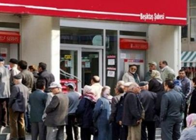 EMEKLİLERE 'HACİZ' ŞOKU!