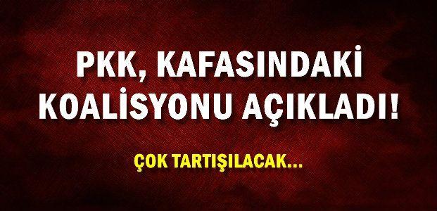 'EN OLASI KOALİSYON O OLUR'