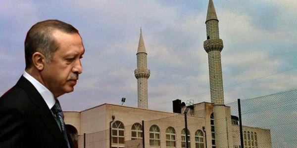 'ERDOĞAN'IN MİTİNGİNE GİDİN' HUTBESİ...