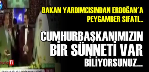 ERDOĞAN'IN SÜNNETİ...