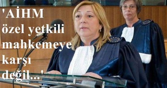 'ERGENEKON VE BALYOZ DEMOKRATİKLEŞTİRDİ...'