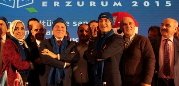 ERZURUM 'KIŞ FESTİVALİNE' HAZIR...